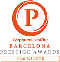 Logo CorporateLiveWire Barcelona